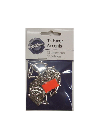 12 Favor Accents (Bell)