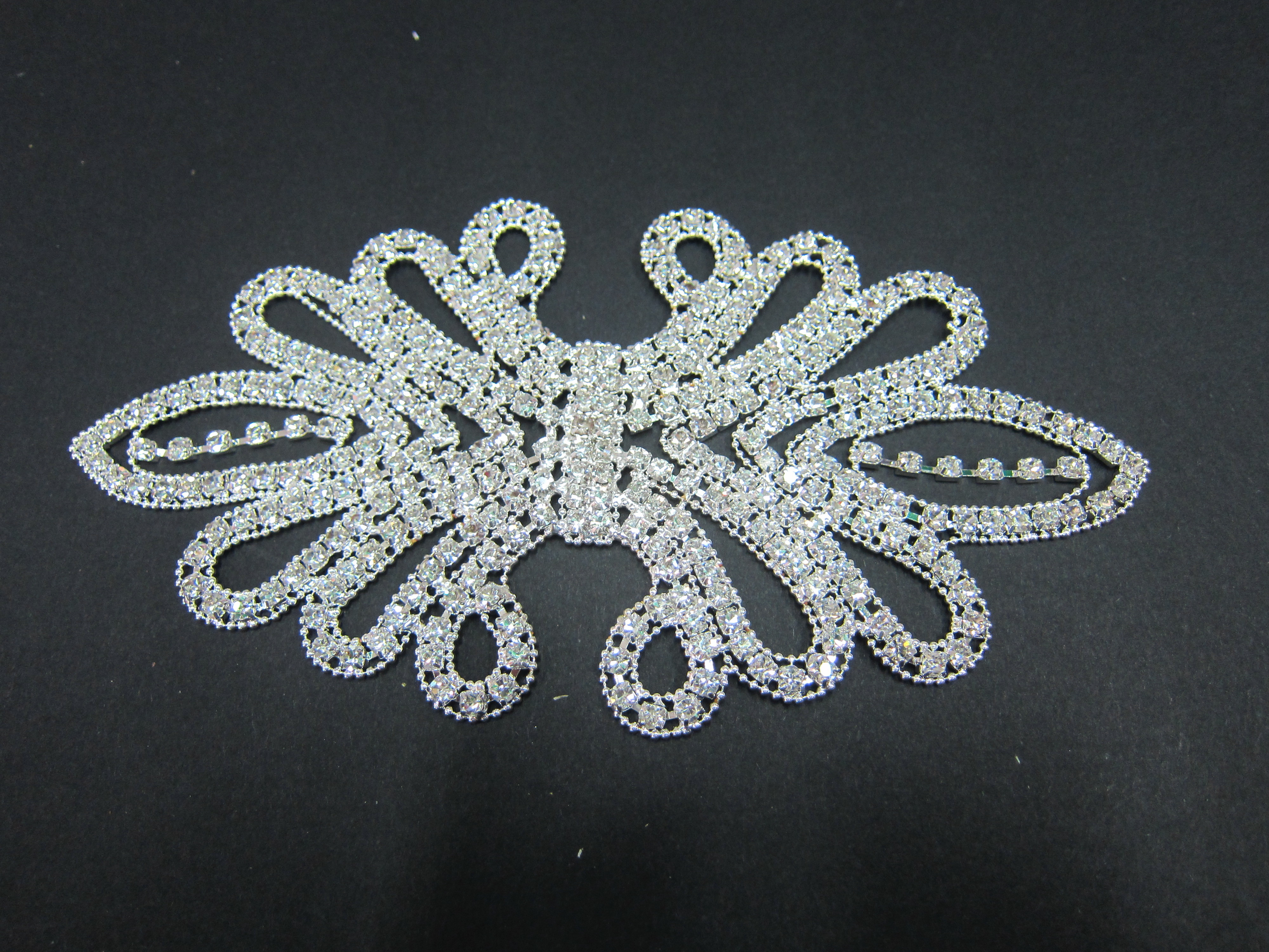 C10-01 Rhinestone Applique