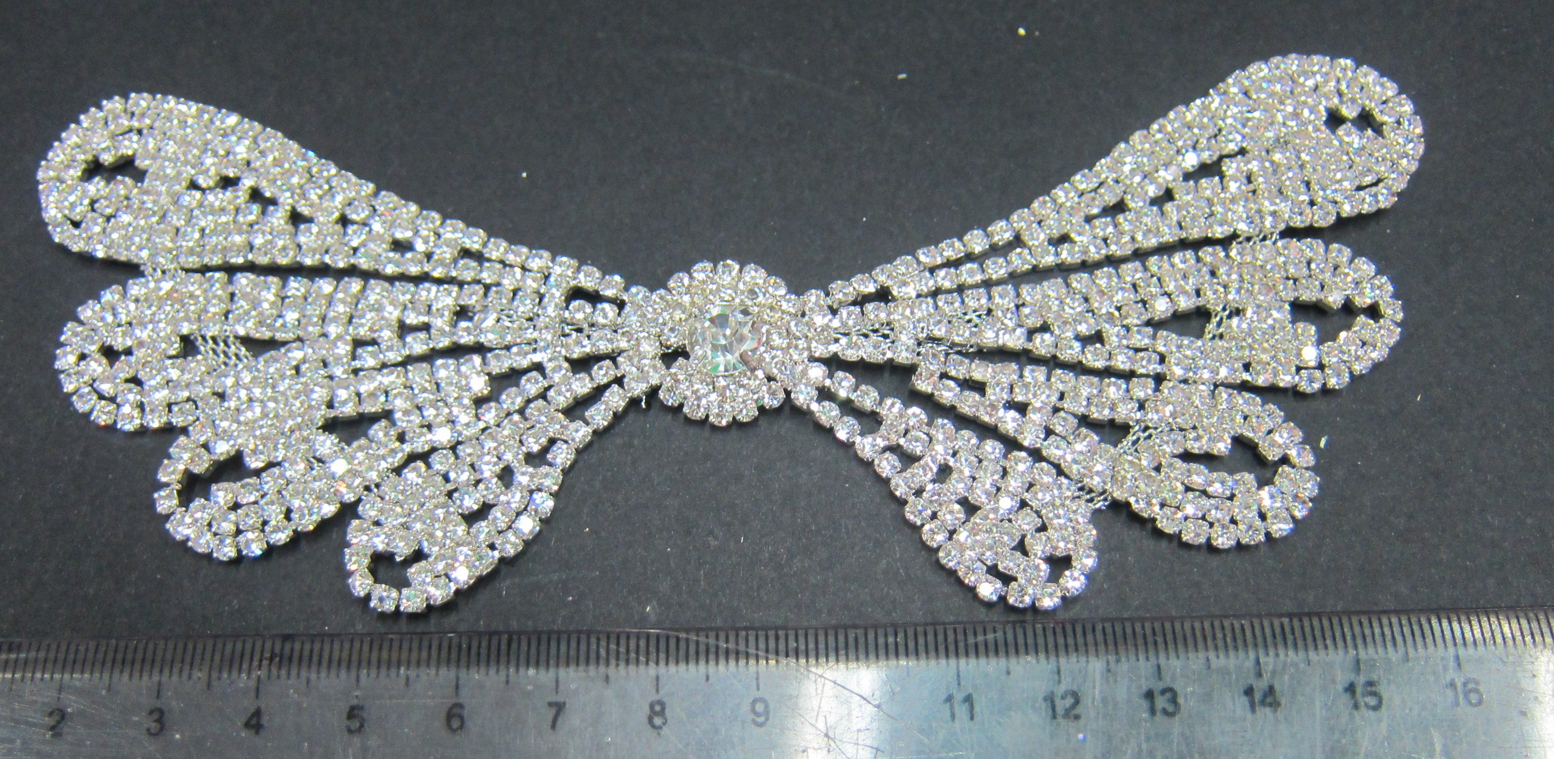 C10-03 Rhinestone Applique
