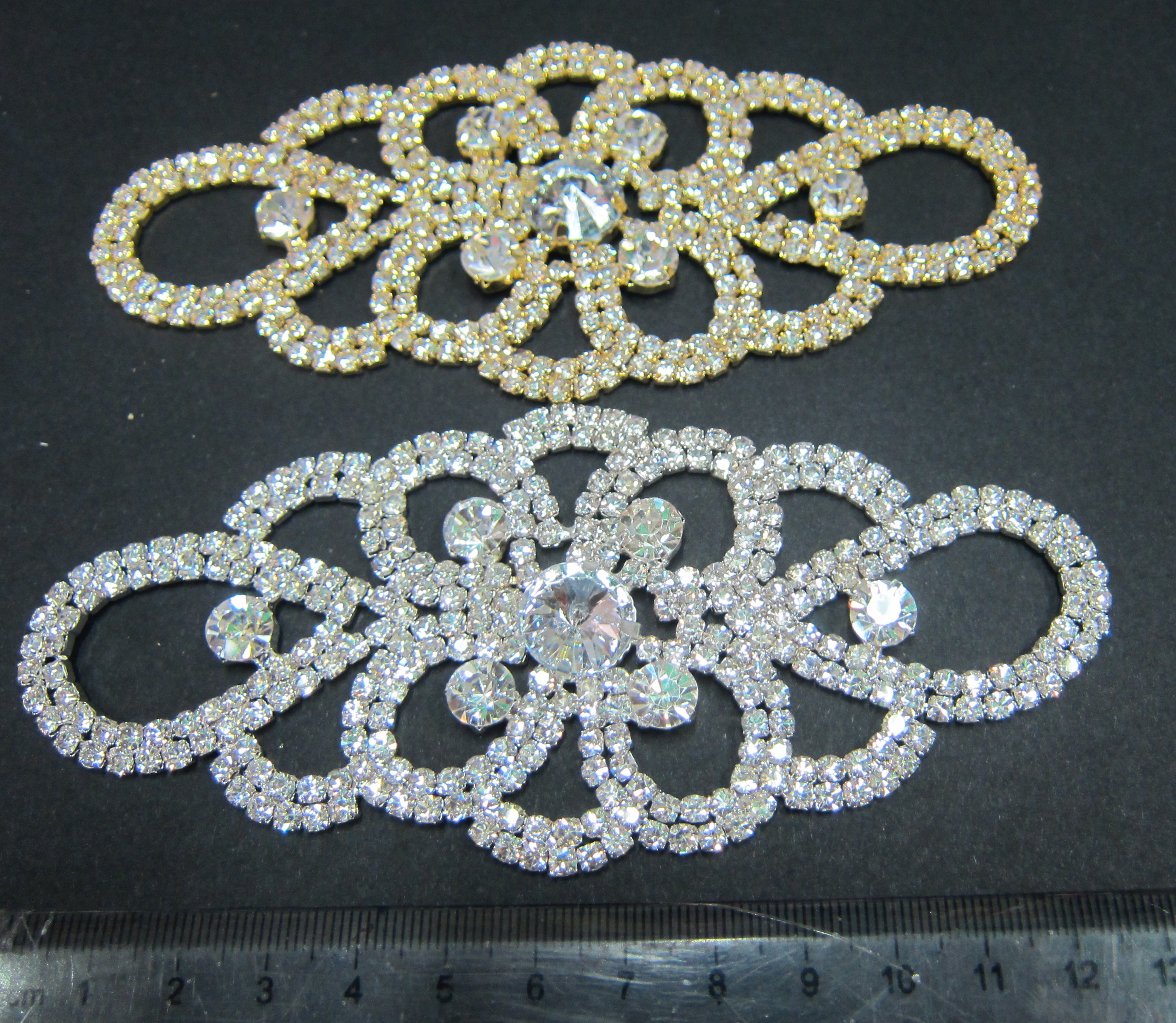 C10-05 Rhinestone Applique