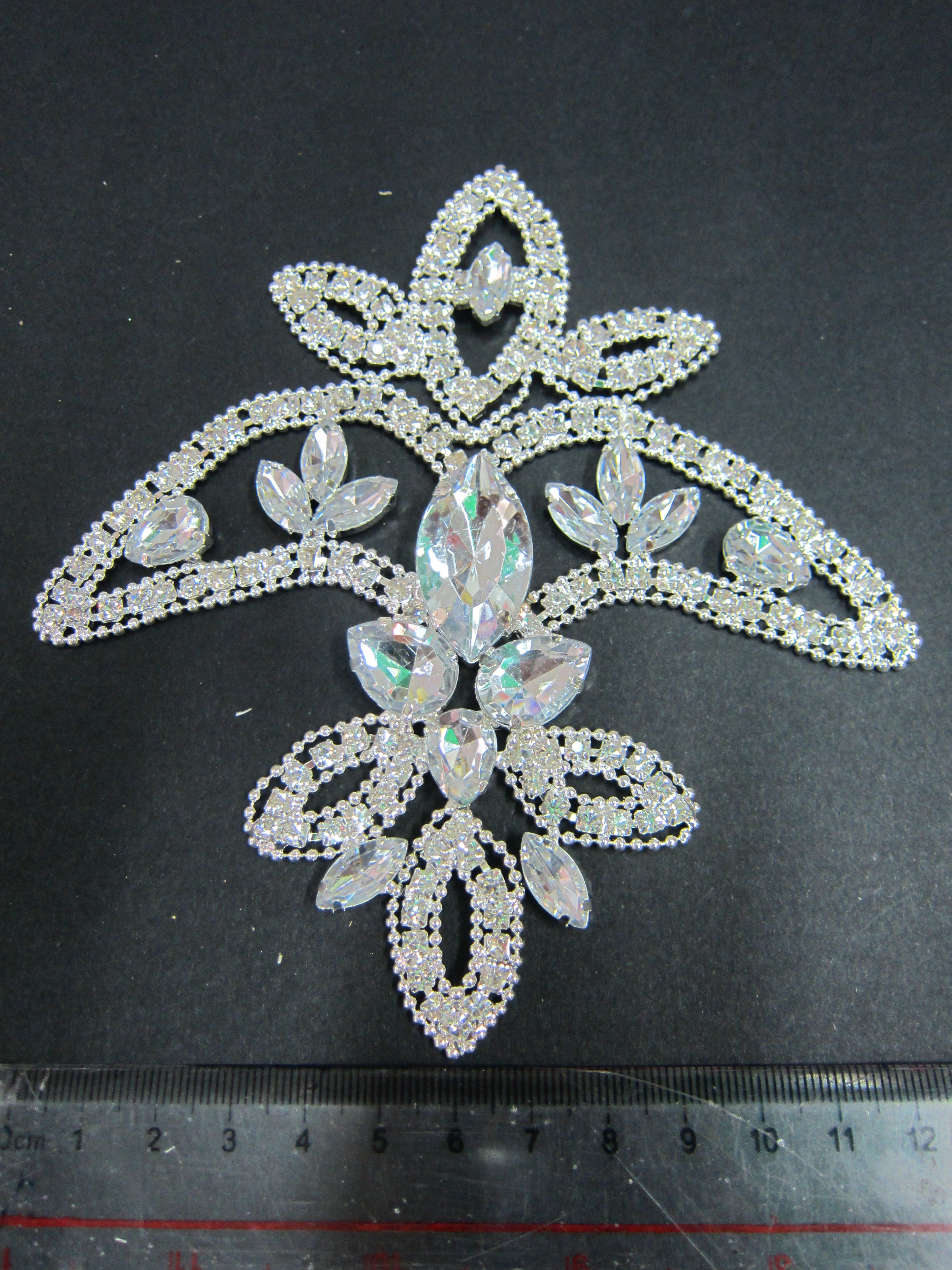 C10-06 Rhinestone Applique