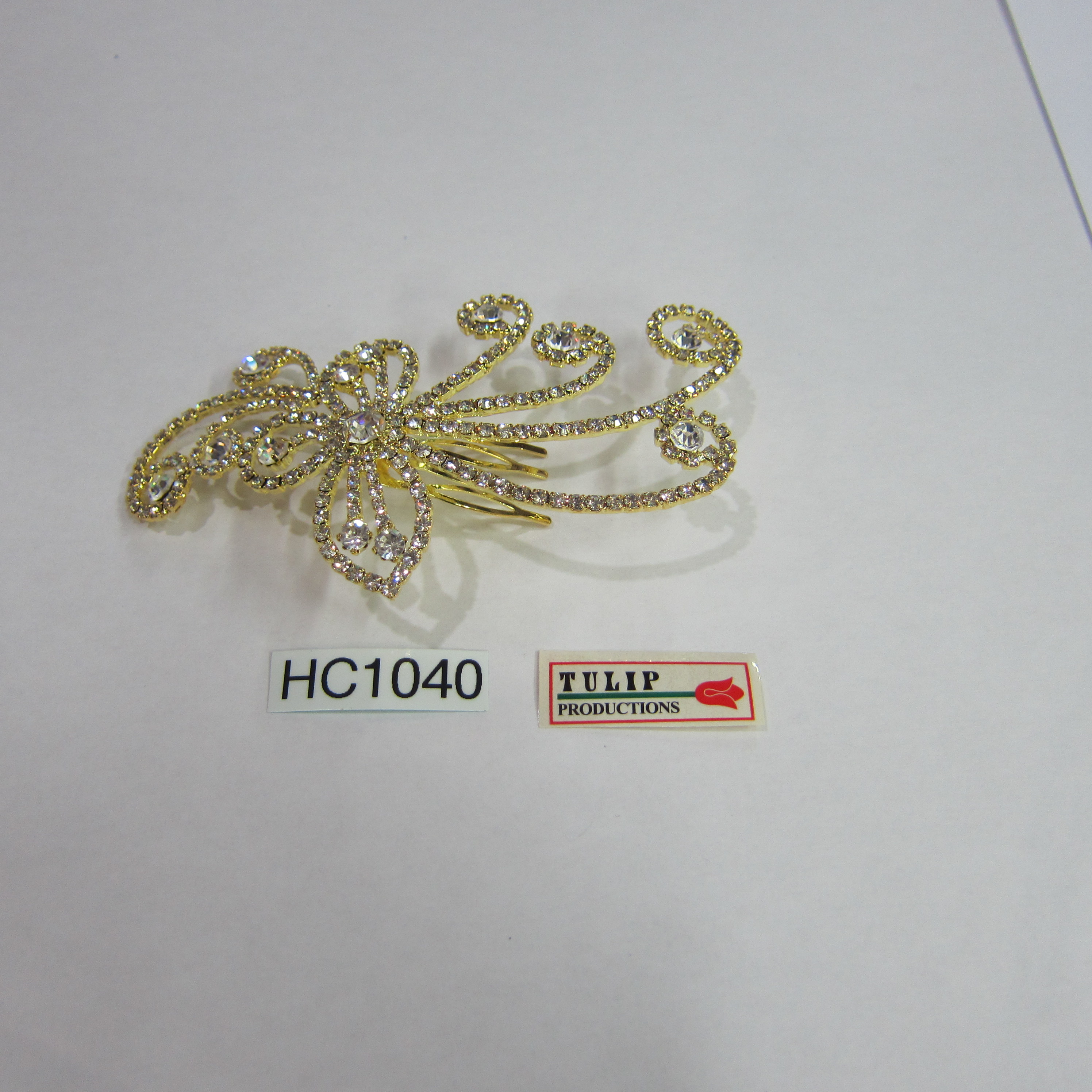 Jewel Head Piece HC1040