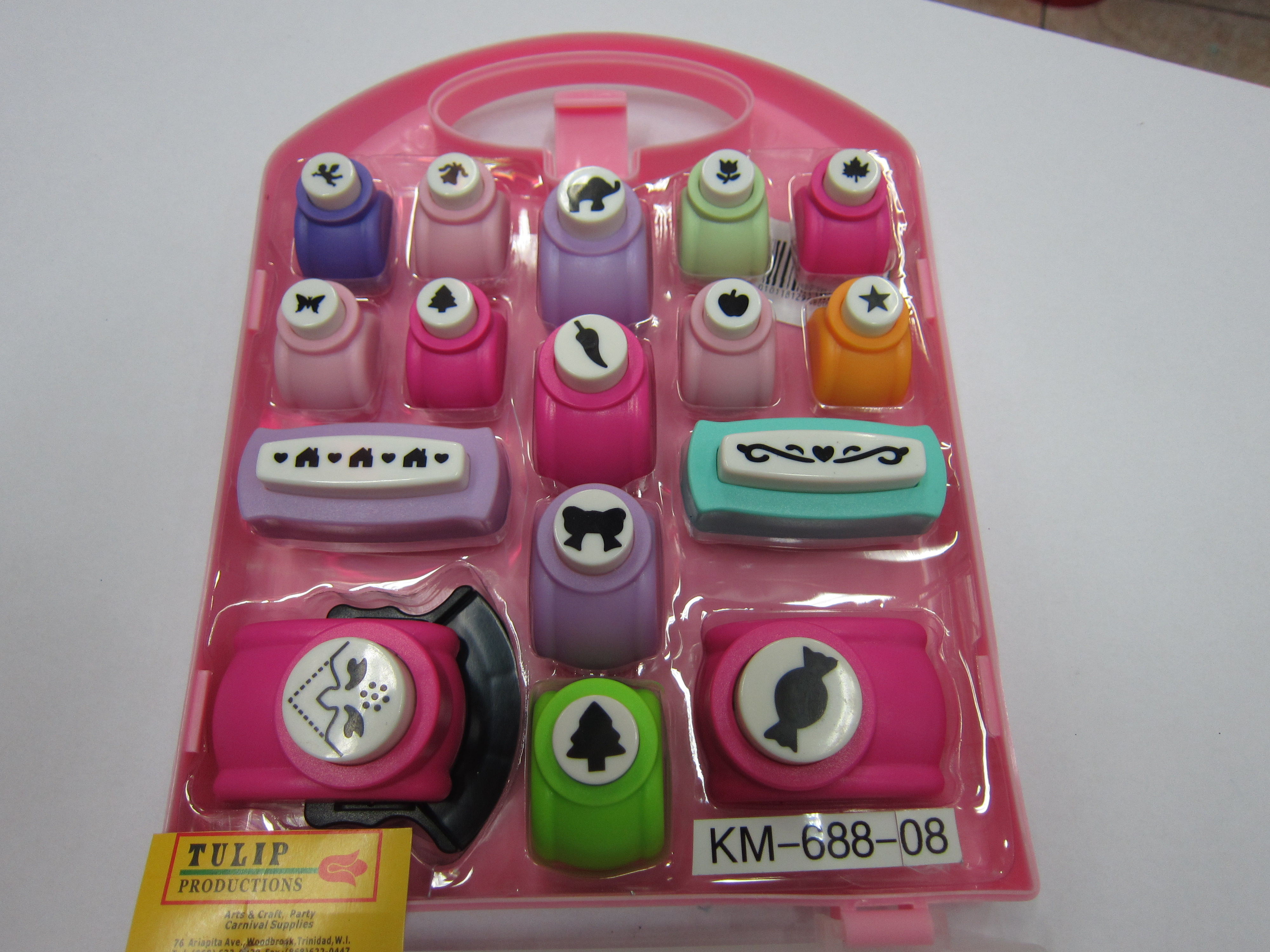 Paper Punch Assorted Set 2