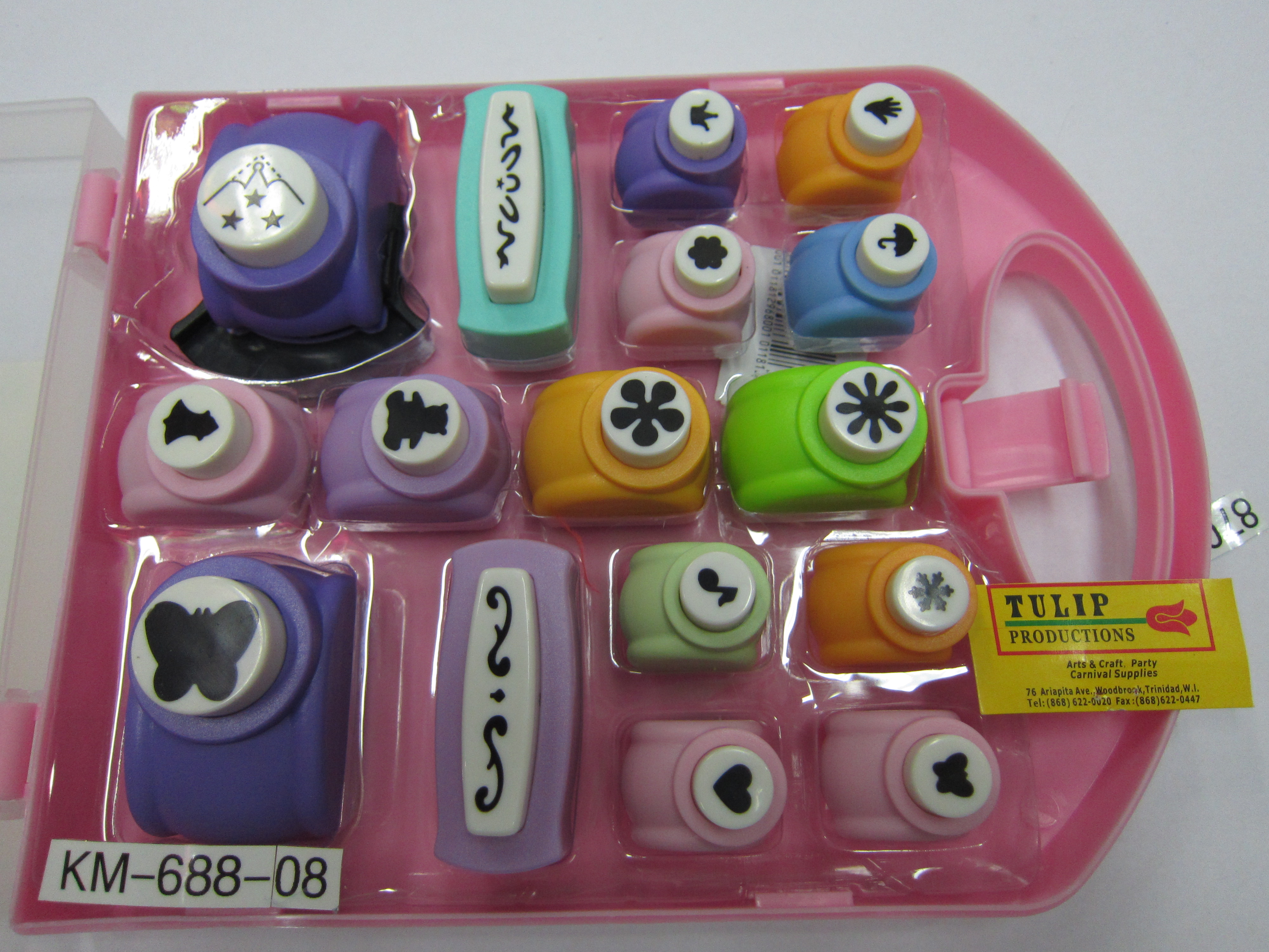 Paper Punch Assorted Set 1