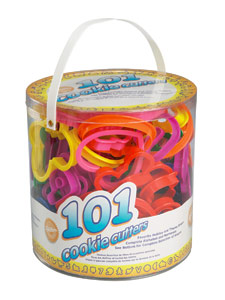 101 Cookie Cutter Set